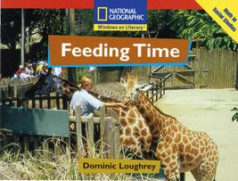Feeding Time - Math In Social Studies - $3.25