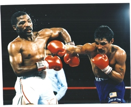 Aaron Pryor Alexis Arguello Vintage 11X14 Color Boxing Memorabilia Photo - $14.95