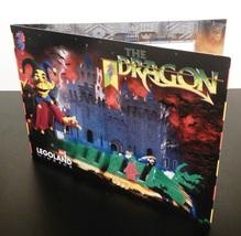Lego Legoland Windsor The Dragon Exhibition Photo Card Holder - $4.95