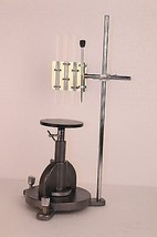 Scientific Capillary Tubes Apparatus with Rising Table - $55.61