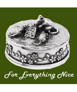 Mouse Animal Themed Stylish Pewter Decorative T... - $50.00