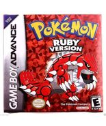 Pokemon Ruby Version (Nintendo Game Boy Advance) GBA - $21.50