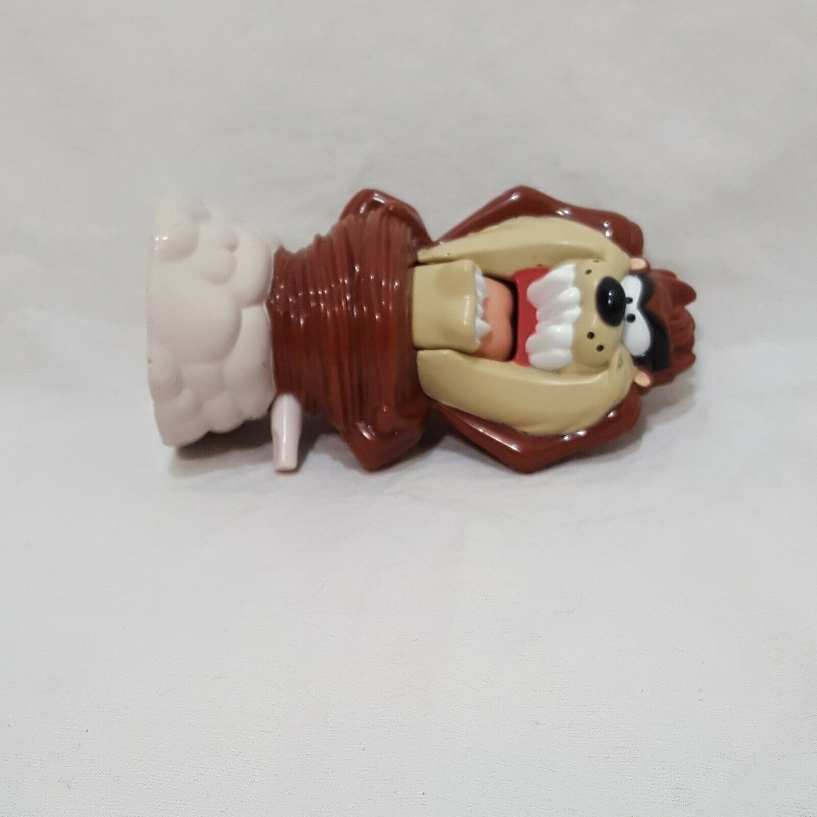 Taz Wind-up Toy 3 inches 2001 Warner Brothers Tazmanian Devil Plastic Works