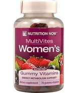 Nutrition Now MultiVites Women's Energy Metabol... - $16.78