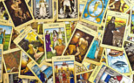 6 month tarot reading  - $8.50