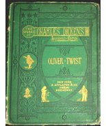 The Works of Charles Dickens, Oliver Twist [Hardcover] [Jan 01, 1871] Ch... - $50.40