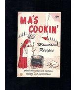 Ma's cookin' [Jan 01, 1969] Sis and Jake - $5.40