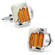 Mug of Beer Cufflinks - $49.00