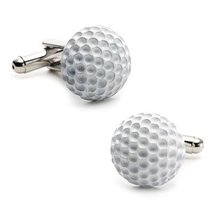 Golf Ball Cufflinks - $49.00