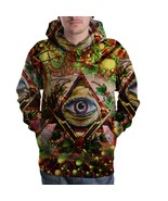 All Seing Eyes Psychedelic Hallucinogen Trippy ... - $40.99 - $50.99