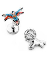 Cufflinks Inc Superman Action Cufflinks (DC-SPAC-SL) - $58.80