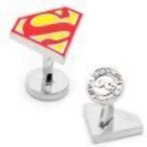 DC Comics Superman Logo Cufflinks - $58.80