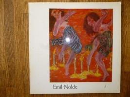 Emil Nolde [Jan 01, 1963] Selz, Peter Howard - $14.40