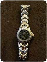 Tag Heuer Gold and Silver Ladies Watch S95 215 - $374.00