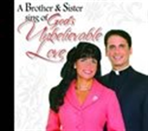 A brother   sister sing of gods love by fr. charles and laurie mangano