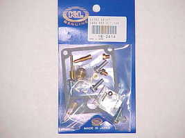 K&L Carburetor Carb Repair Rebuild Kit Yamaha Virago XV700 XV 700 84-87 - $24.95
