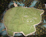 Pig Shaped Hot Pad or Pot Holder-Vintage & Hand Made