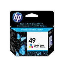 Hp 49 tri-color ink cartridge genuine OEM hp - $6.99