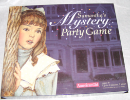 2005 Samantha's Mystery Party Game - $35.00