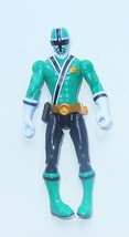 "2011 Bandai Power Rangers Samurai Mega Ranger Forest 4"" Action Figure - $4.99"