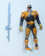 "2011 Bandai Power Rangers Samurai Switch Morphin Ranger Light 6.5"" Figure - $6.99"