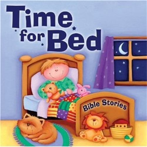 Time for bed bible stories