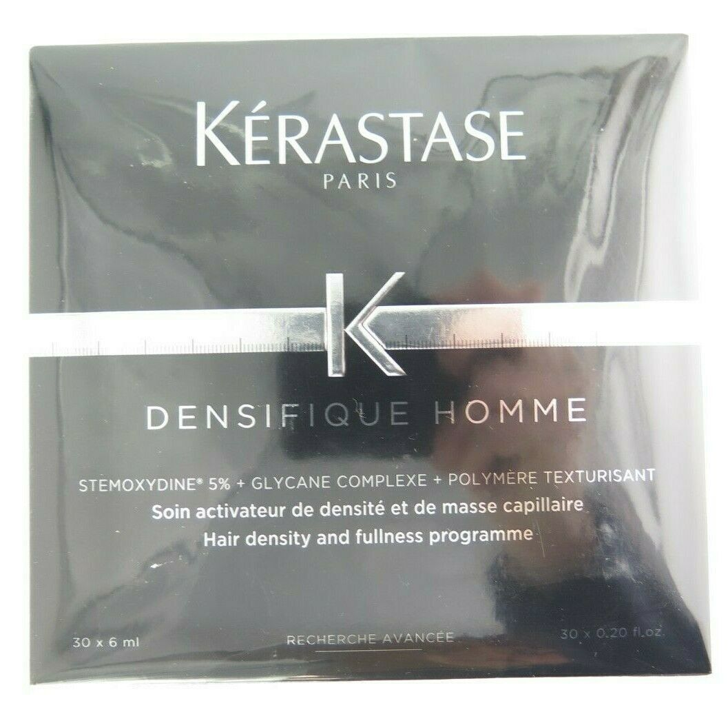 Primary image for Kerastase Densifique Homme Hair Density and Fullness Programme 30 x 6 ml