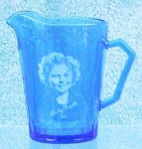 DEPRESSION GLASS-- HAZEL ATLAS SHIRLEY TEMPLE CREAMER - $24.95