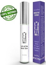 Natural Eyelash Growth Serum - Eyebrow Growth Serum - Made in USA - Lash... - $17.99