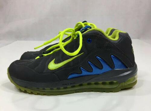 Nike Air Total Griffey Max 488329-001 Dark Grey/Cyber-Soar Shoes Men's US Sz 8.5