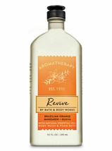 Bath & Body Works Aromatherapy REVIVE Orange Mandarin Guava Body Wash 10... - $17.78