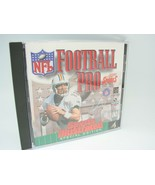 VINTAGE NFL Football Pro '99 - Sports Illustrated Special Edition PC Dan... - $17.75