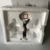 Dept 56 The Original Snow Village Holiday Hoops Replacement Piece #54893 & Box - $8.00