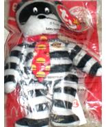 McDonalds Ty Bear Burgler - $5.95