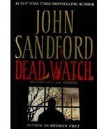 John Sandford Dead Watch 2006 SIGNED First Edition HCDJ - $14.90