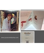 Reba McEntire Secret of Giving CD Gift Holiday Card New Sealed - $7.99