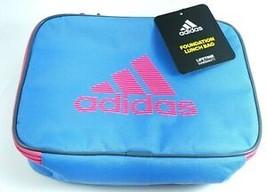 Adidas Foundation Lunch Bag (Pink/Blue) - $3.46