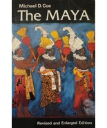 The Maya [Paperback] [Jan 01, 1980] Coe, Michael D. - $9.90