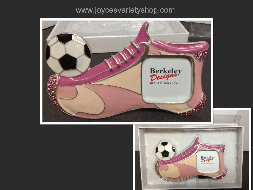 Soccer photo frame collage