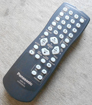 PANASONIC TV/VCR COMBO REMOTE CONTROL LSSQ0263 RC1123607/00 - $9.99