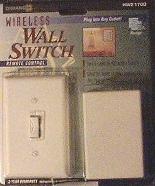 Light outlet switch