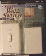 Light Outlet Switch (Wireless) - $29.99