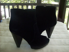 Michael Kors Codie Boots, Black Sz 10  NEW - $102.17