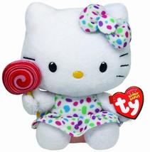 Ty Beanie Baby Hello Kitty - Lollipop - $16.88