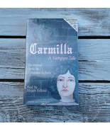 Carmilla: A Vampyre Tale J. Sheridan Le Fanu Audio Lesbian Gothic Vampires - $135.00