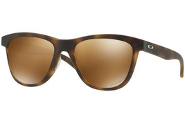 Oakley Moonlighter POLARIZED Sunglasses OO9320-17 Matte Tortoise /PRIZM ... - $79.19