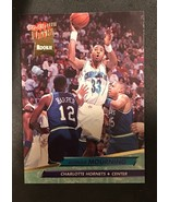 1992-93 Fleer Ultra  #234  Alonzo Mourning Basketball Rookie Card - $0.98