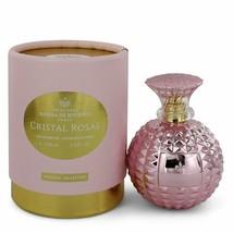 Marina De Bourbon Cristal Rosae by Marina De Bourbon Eau De Parfum Spray... - $51.48