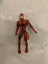DAREDEVIL 2001 Spider-Man CLASSICS Marvel Legends Action Figure Toy Supe... - $7.99