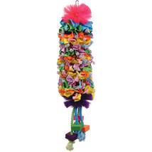Prevue Pet  Multi Colored Bodacious Bites Dagwood Toy 6x26 Inch 04808162... - £27.29 GBP